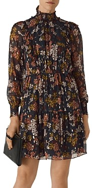 Whistles Clover Floral Dress
