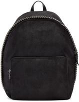 Stella McCartney Black Falabella Backpack