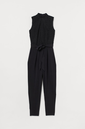 H&M Tailored jumpsuit