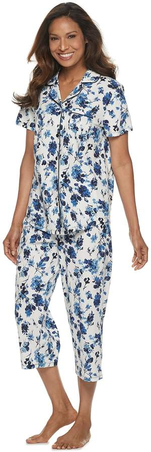 c6e047aa3 Croft And Barrow Pajamas - ShopStyle