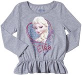 Disney Frozen Graphic Tee (Toddler) - Gray-3T