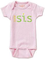 Sara Kety Baby Girls Newborn-18 Months Little Sis Bodysuit