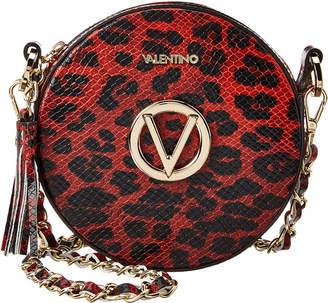 Mario Valentino Valentino By Yuki Animalier Leather Crossbody