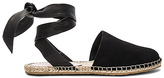 Loeffler Randall Heloise Espadrille in Black. - size 10 (also in )