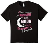 Men's Breast Cancer Shirt For Women/Ladie - Pink Ribbon Shirt Small