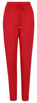 George Woven Tapered Trousers