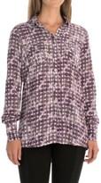 FDJ French Dressing Navajo Stripe Shirt - Long Sleeve (For Women)