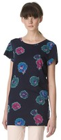 Marc By Marc Jacobs Women's Posy Print Top