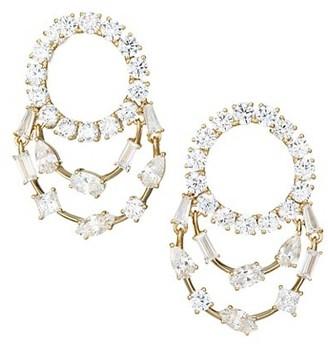 Adriana Orsini Tivoli Draped Earrings
