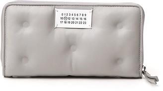 Maison Margiela Glam Slam Zipped Wallet