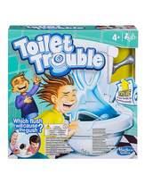 Fashion World Toilet Trouble