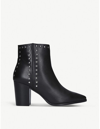 Carvela Super leather ankle boots