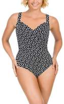 Miraclesuit Kirkland Signature by Womens 1 Piece All Over Body Control Swimsuit
