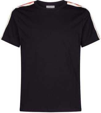 Sandro Cotton Varsity T-Shirt