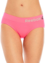 Reebok 2-Pack Seamless Hipster Panties