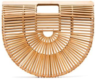 Cult Gaia Ark bamboo bag