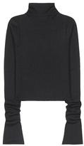 Acne Studios Jiao Alpaca And Wool Sweater