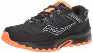 Saucony Men's VERSAFOAM Excursion TR13 GTX/BLK/ORG Running