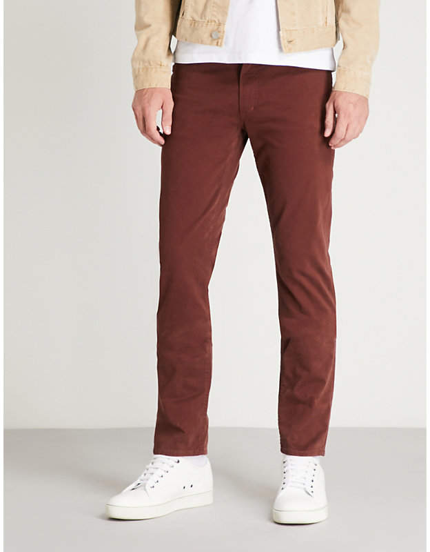 Citizens of Humanity Bowery slim-fit straight jeans