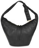 Vince Camuto Tie Strap Leather Hobo