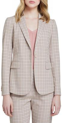 Oxford Alexa Eco Check Suit Jacket