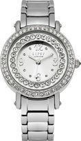 Lipsy Ladies silver tone bracelet watch