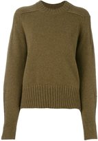 Isabel Marant 'Finn' ribbed knit sweater