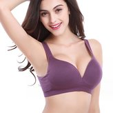 Gabkey Leading Lady Women's Everyday Bra Underwire Padded Seamless X-Large