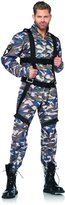Leg Avenue Men's 2 Piece Paratrooper Costume