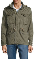Lucky Brand Cotton Trooper Jacket