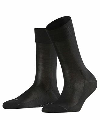 Falke Women Sensitive Malaga Sock Black US 5-7.5
