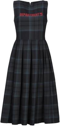 DEPARTMENT 5 3/4 length dresses