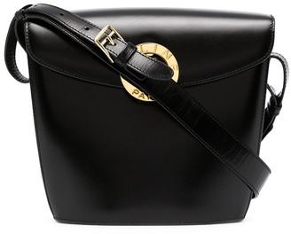 Céline Pre-Owned Pre-Owned Logo-Plaque Crossbody Bag