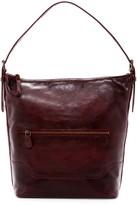 Frye Melissa Leather Bucket Bag