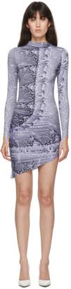 MAISIE WILEN Purple Orbit City Dress