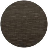 Chilewich Bamboo Round Placemat - Chocolate