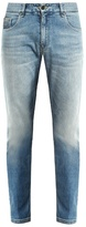 Fendi Slim-leg faded jeans