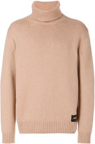 Stella McCartney roll neck jumper - men - Cashmere/Wool - M