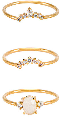 Tai Stackable Ring Set Of Three