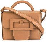 Maison Margiela small buckle detail crossbody bag