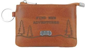 Most Wanted Design by Carlos Souza Find Your Adventure Zip Wallet