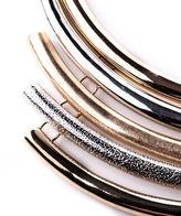 Oasis Tubular Link Necklace