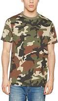 Wesc Men's Maxwell Camo Aop T-Shirt,(Manufacturer Size:M)