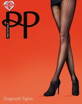 Pretty Polly Dog Tooth Tights