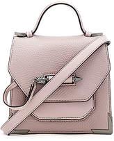 Mackage Rubie Mini Crossbody Bag in Purple.
