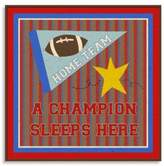 Bed Bath & Beyond Sports Wall Plaque II