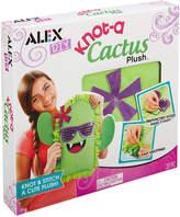 Alex Toys Diy Knot-A Cactus Plush