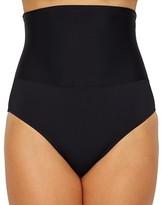 Leilani Waikiki Solids High-Waist Bikini Bottom