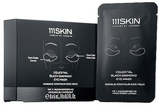 111SKIN Celestial Black Diamond Eye Mask 8 Pack