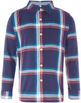 Joules Boys Tartan Check Long Sleeve Shirt